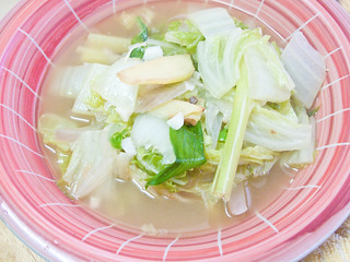 IMG_2533 Chinese cabbage soup