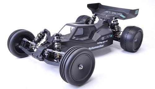 Schumacher KR RC Buggy