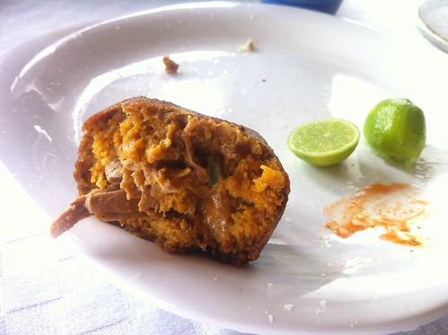 Corviche from Manabi, Ecuador