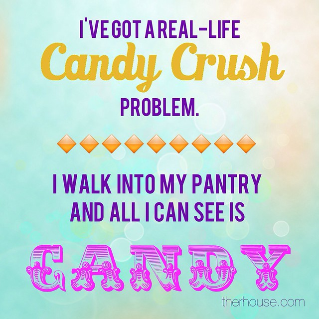 Candy Crush problems. But for real.