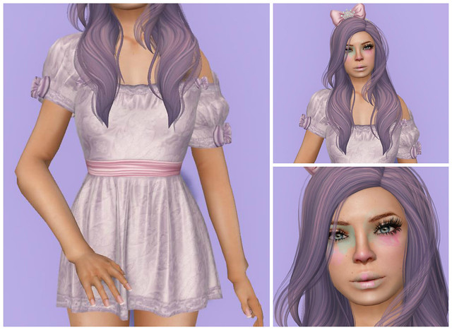 Last Few Hours of the Candy Fair Outfit Collage