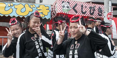 Kishiwada Danjiri Matsuri 岸和田だんじり祭 34