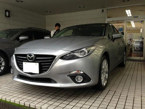 2014 Mazda3