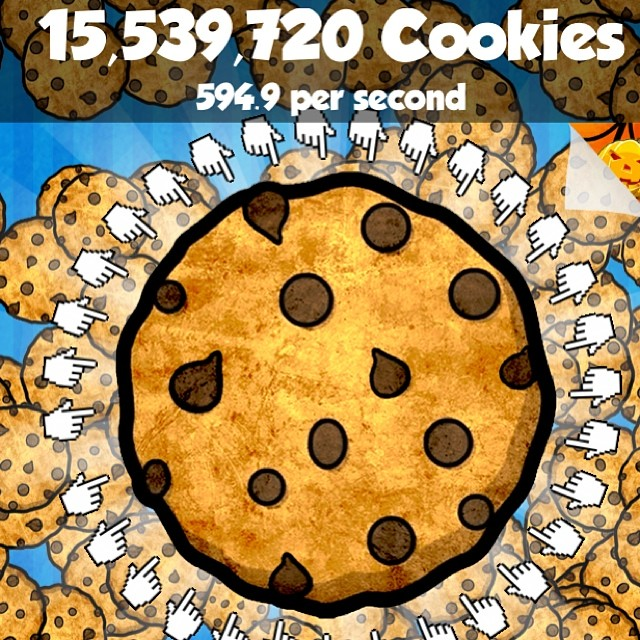 Consider Adding Cookie Clicker to Your Collection of Addictive Games