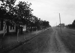 Vei på landsbygda i Sovjetunionen (1935)
