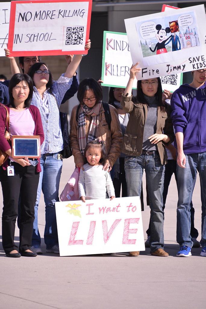 2013.11.1 San Jose 抗议归来, 一些想法_多多图