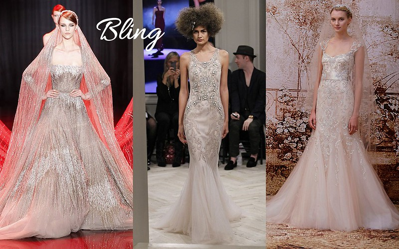 2014 Bridal Gown trends