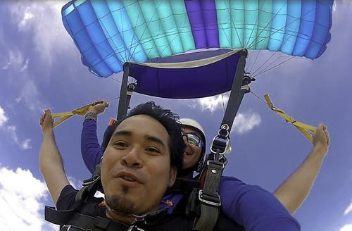 Salto en paracaídas - Eduardo (57)
