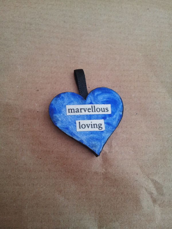 Marvellous Loving pendant