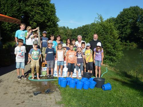 Gruppenfotto by Förderkreis Leben braucht Wasser e.V.