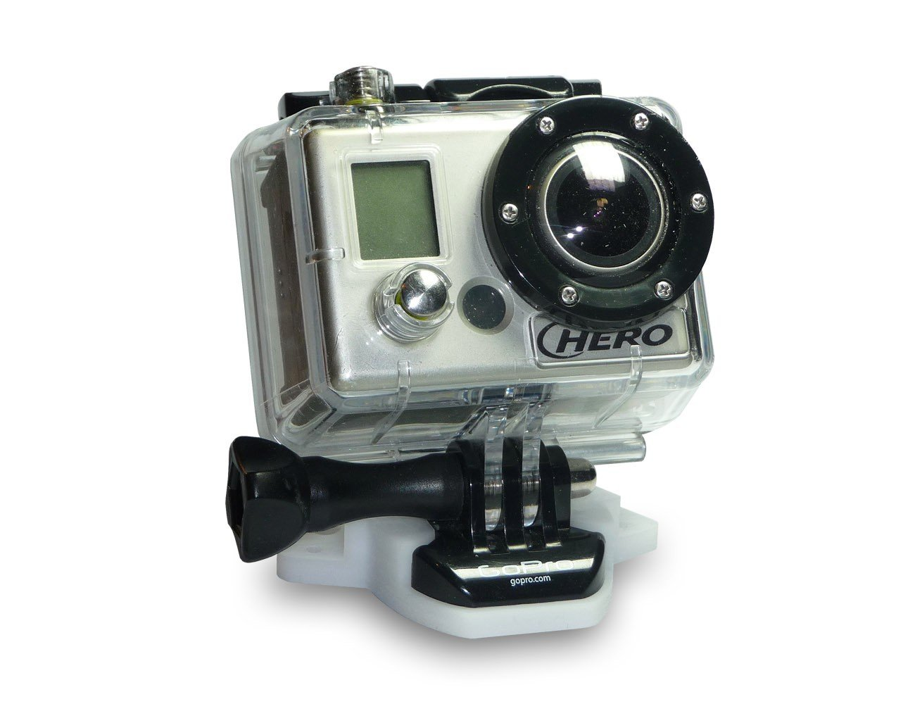 image of go pro camera