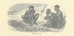 Image taken from page 127 of 'The Natural History of Man; being an account of the manners and customs of the uncivilized races of men ... With new designs by Angas, Danby, Wolf, Zwecker, etc., etc. Engraved by the Brothers Dalziel'