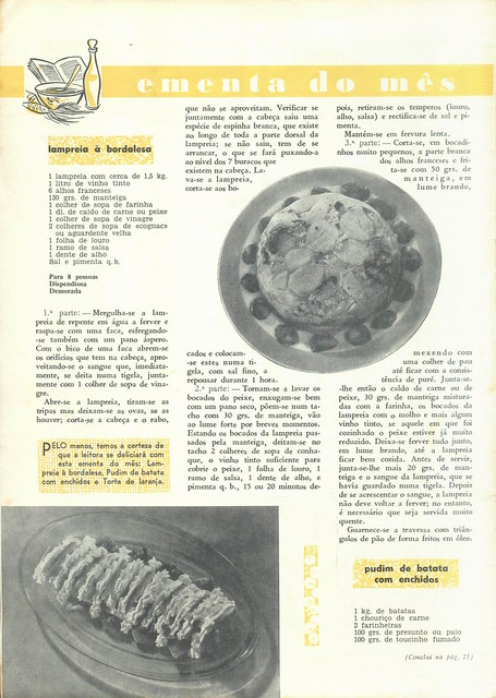 Banquete, Nº 11, Janeiro 1961 - 5