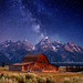 Teton Nights1 copy by Darren White Photography