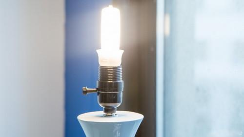 SlimStyle – плоская LED-лампа от Philips