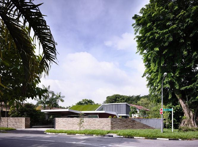11557489154 2cc210bb08 b Thiết kế ngôi nhà trên đường Andrew/ Hãng a dlab