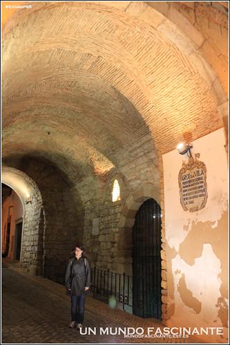 Arco da Vila. Ciudad de Faro.