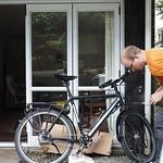 So, 29.12.13 - 10:08 - Bike auspacken und montieren