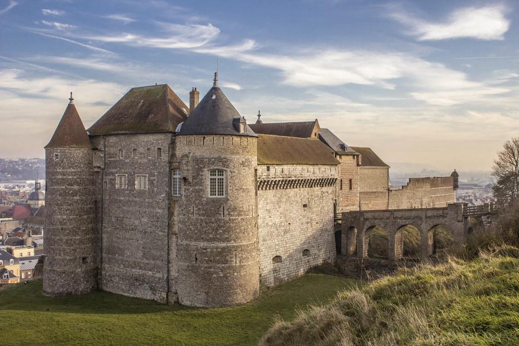 Castillo de Dieppe