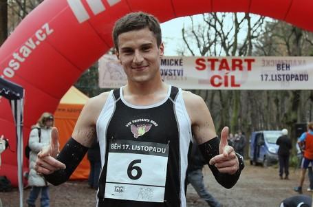 Maratonec Homoláč vystřídal na trůnu popularity ultra Dana