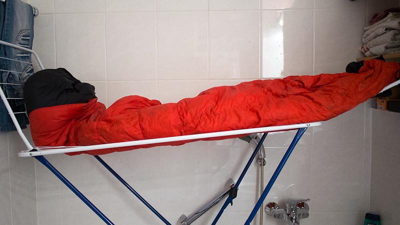 daunenschlafsack in waschmaschine waschen nordwelten. Black Bedroom Furniture Sets. Home Design Ideas