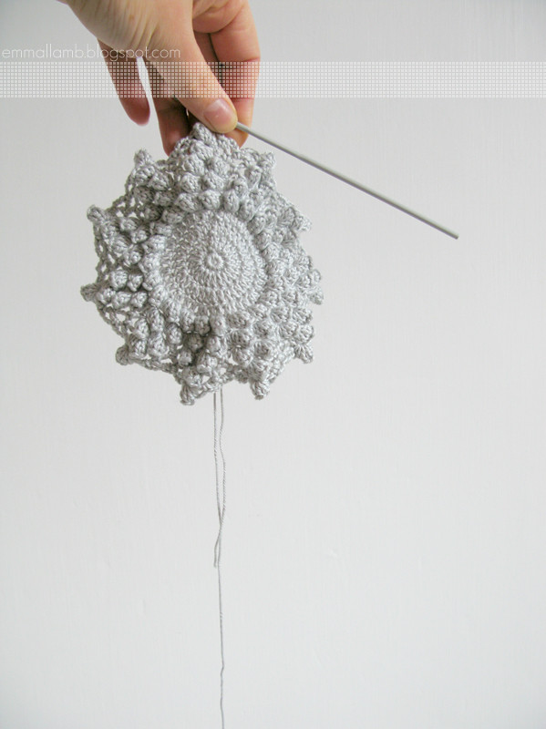 January crochet | Emma Lamb