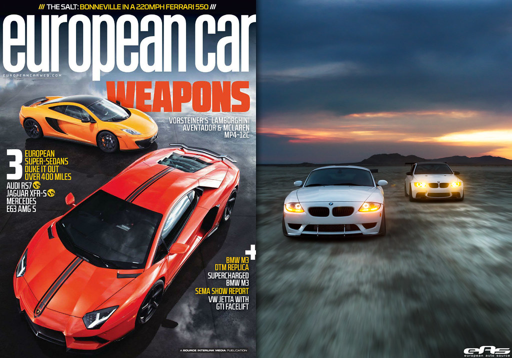 European Car Magazine: Source Code (April 2014 Feature)