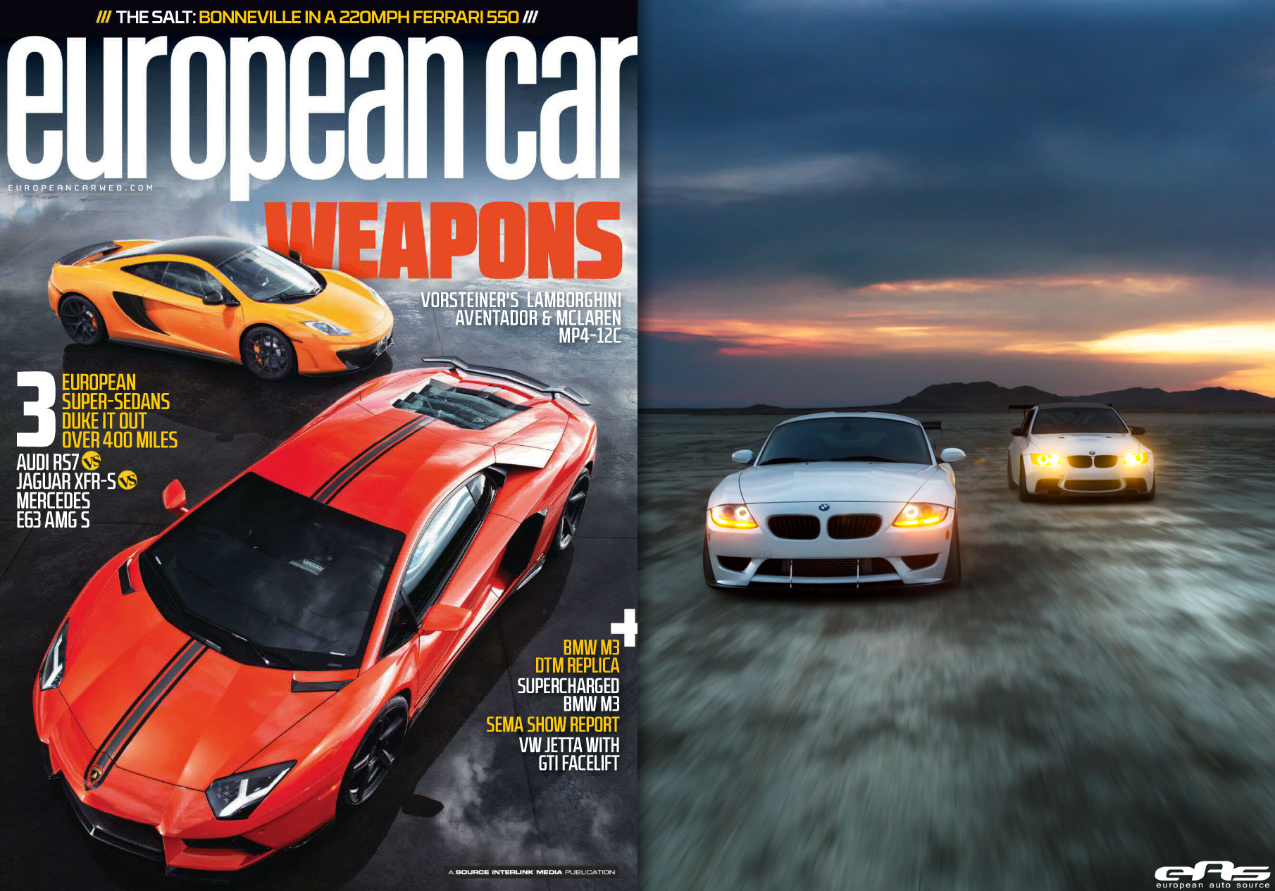 Source Code A European Car Magazine Feature Bmw Performance