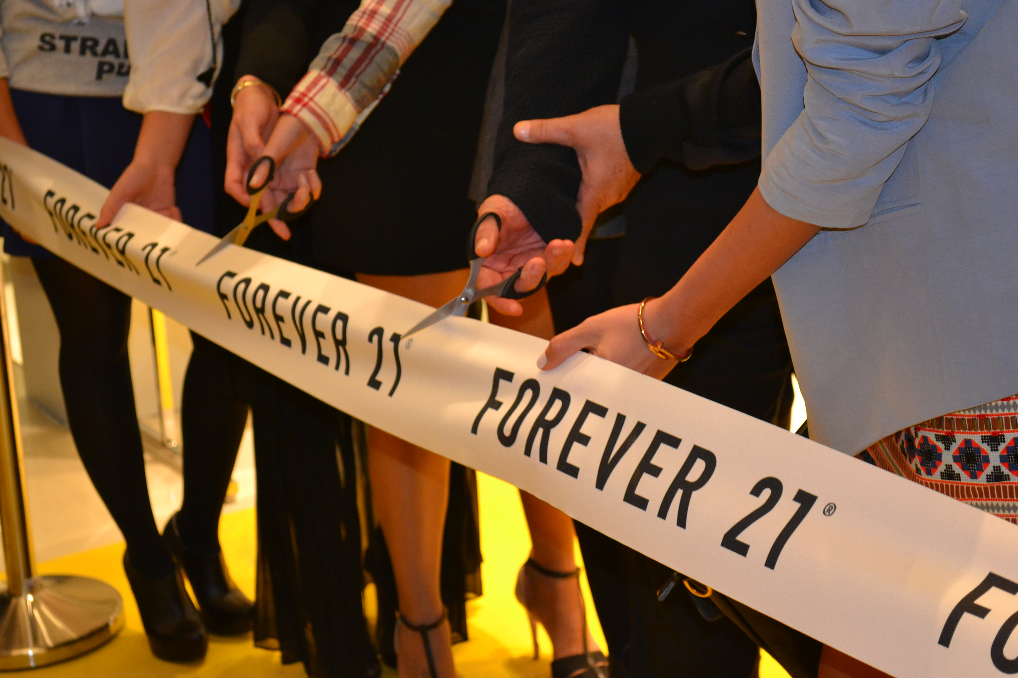 Forever21 Grand Canyon – The Event
