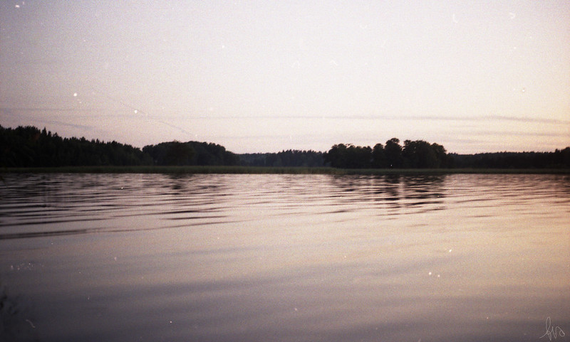 sunset, august 2013