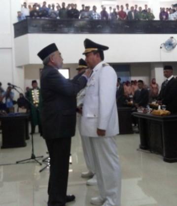 Gubernur Aceh: jaga Netralitas Dalam pemilu 2014