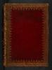 Binding of  Cicero, Marcus Tullius: De finibus bonorum et malorum