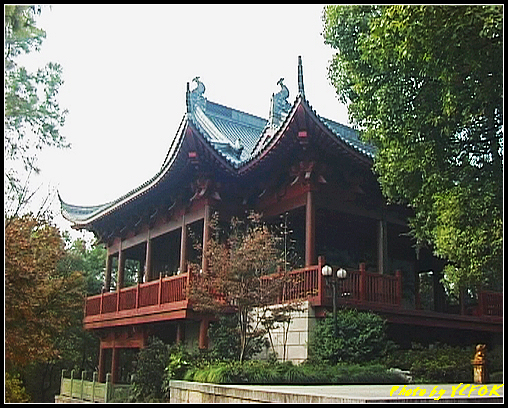 杭州 吳山天風景區 - 011 (城隍閣)