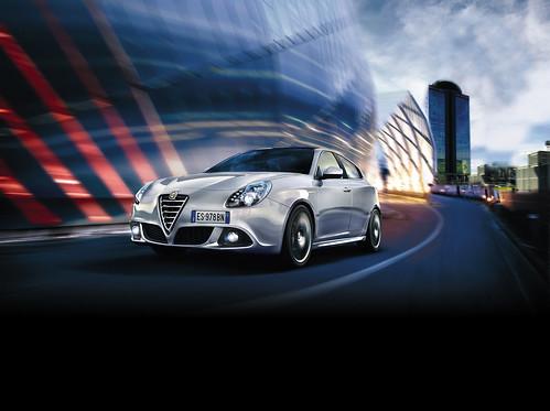 Alfa Romeo Giulietta serie limitada 2014