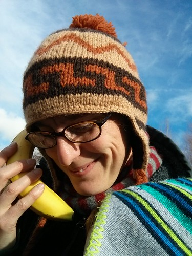 the banana phone