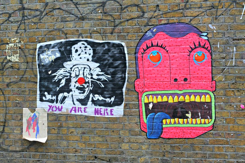Brick Lane Street Art London
