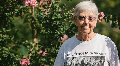 Sister Megan Rice, 82, was sentenced to long prison term for carrying out civil disobedience at a nuclear weapons plant in Oak Ridge, Tennessee. Two others were sentenced along with her. by Pan-African News Wire File Photos