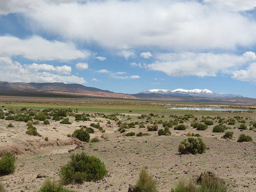 1st day of Uyuni Salt Flat Tour