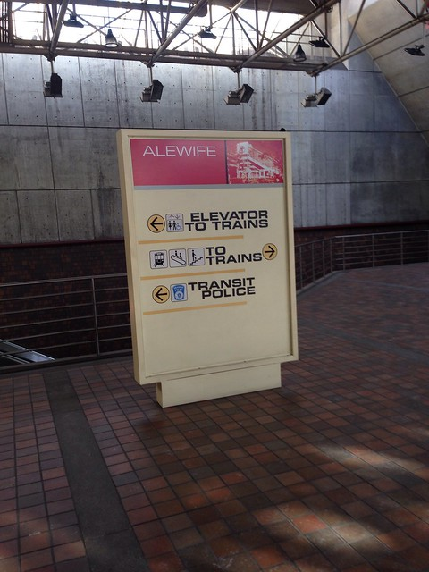 Alewife Station