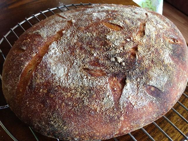 Flat bread again orz.