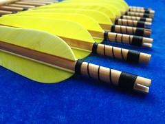 cheap wooden arrows (1)