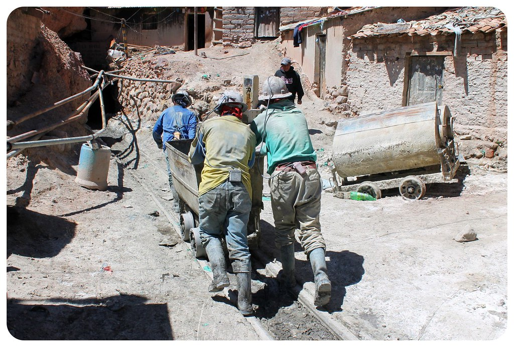 potosi cerro rico mine workers