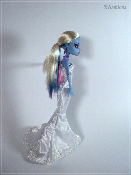 Suknia Syrena Monster High