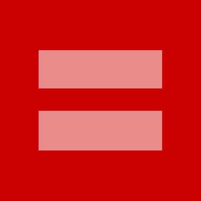Logo pour l'égalité de HCR