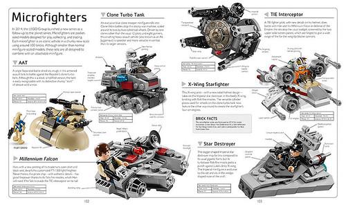 LEGO Star Wars Visual Dictionary Spread 03