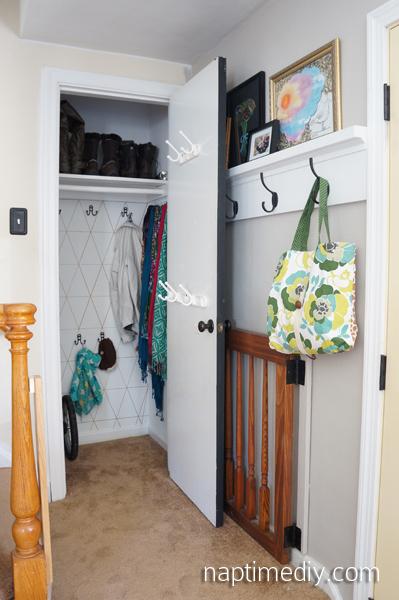 Coat Closet 8 (NaptimeDIY.com)