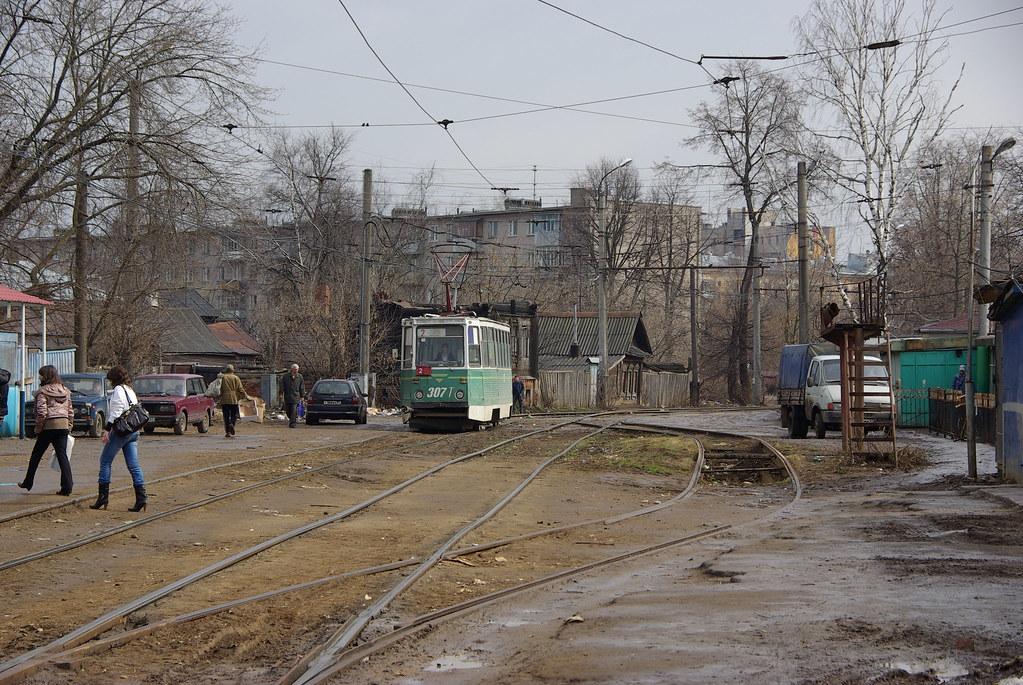 Ivanovo tram 307_20080408_259