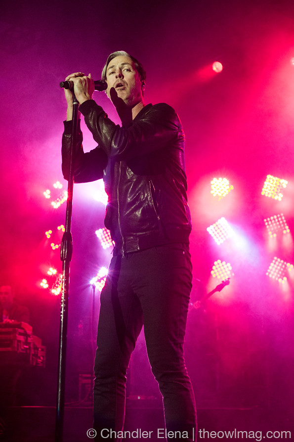 Fitz and the Tantrums @ Hollywood Palladium, LA 4/5/14