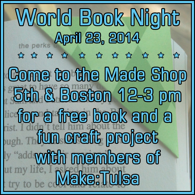 World Book Night!