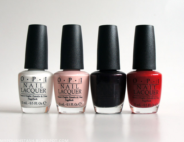 New In My Stash Vol 7_OPI TJmaxx